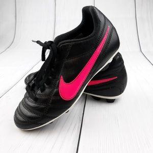 Nike Girls Cleats size 1